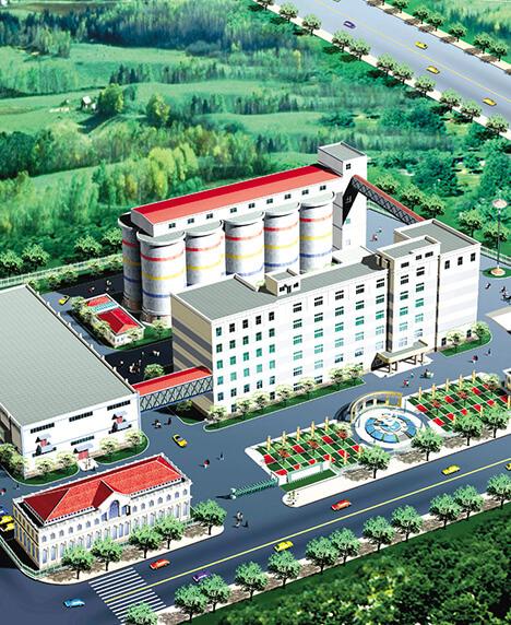 Nanjiecun No. 3 Flour mill