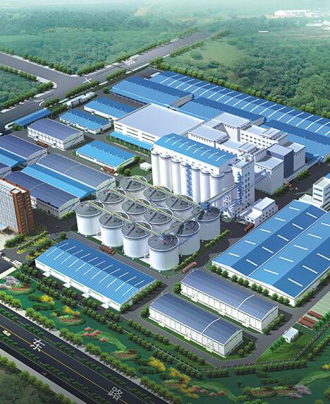 Cofco (Zhengzhou) Industrial Park (4×500 MT)