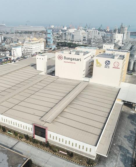 Indonesia Bungasari Flour Mills